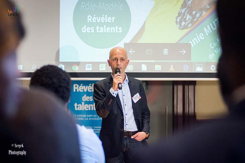 Forum de l'emploi: Révéler des talents 2017